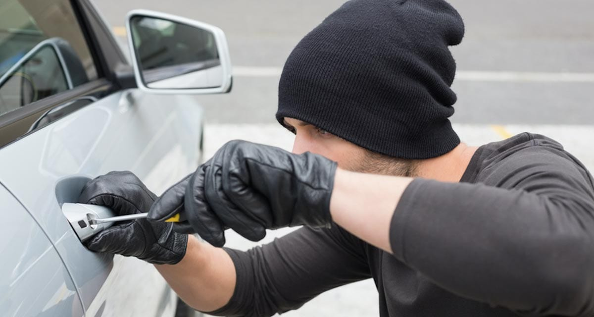 Australia's Car Theft Crisis – And How GPS is Solving It